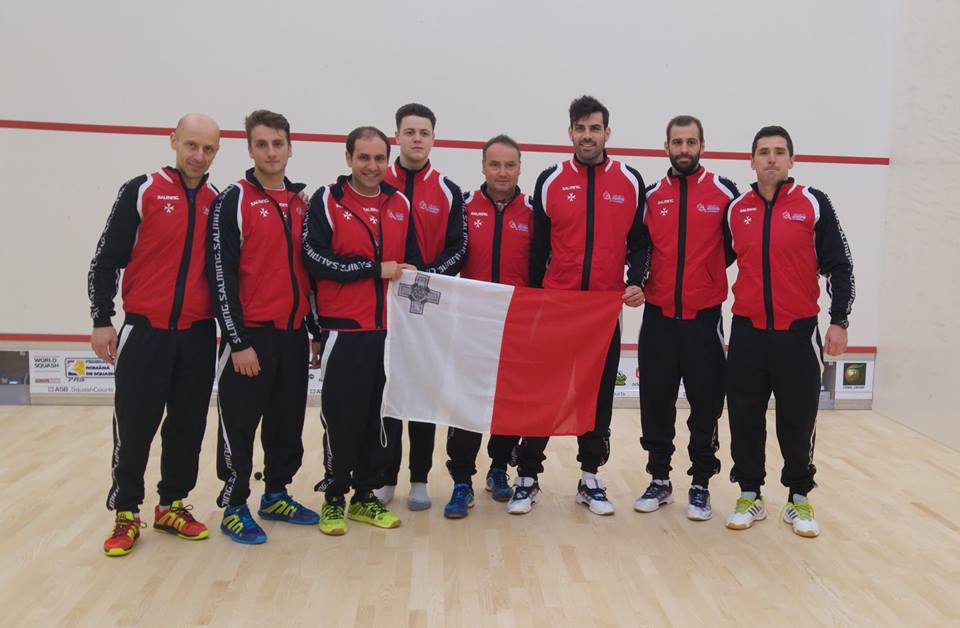 ETC2016 Malta Mens National Team