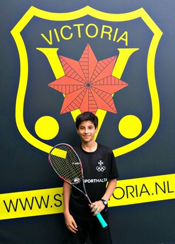Kijan Sultana Dutch Junior Open
