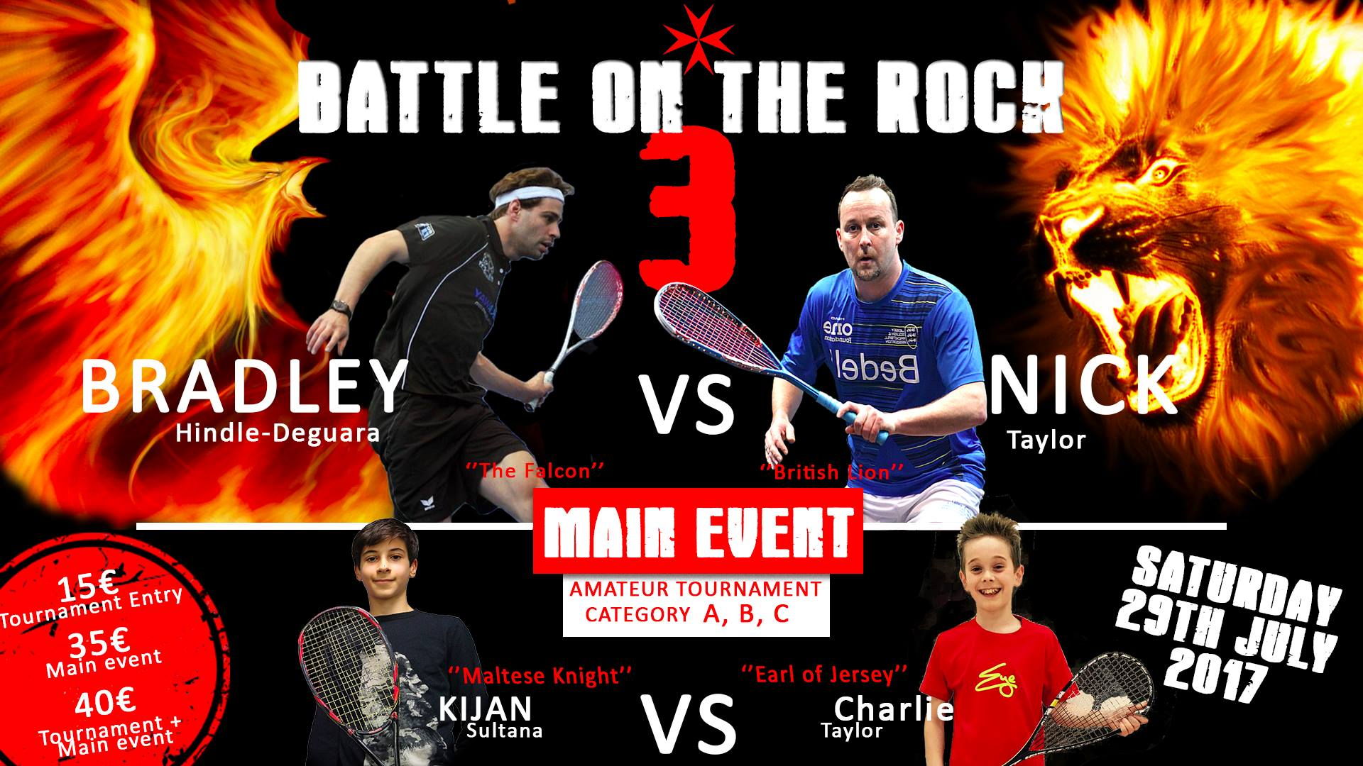 Battle of the Rock 3